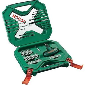 Universal drill bit set 54-piece Bosch Accessories X-Line