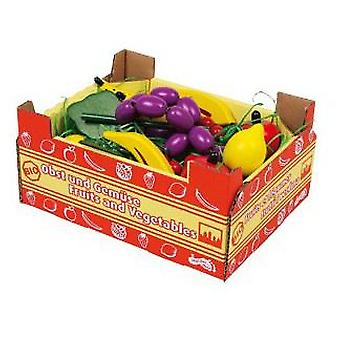 Legler Box  fruits  (Toys , Home And Professions , House , Food)
