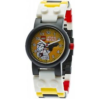 Lego Star Wars Storm Trooper Clock