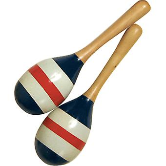 Reig Maracas painted wood (Toys , Educative And Creative , Music , Instruments)