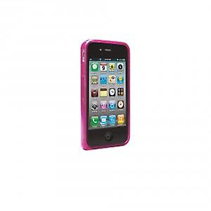 Olo OLO019656 Strato Crest Case Hülle iPhone 4/4s pink