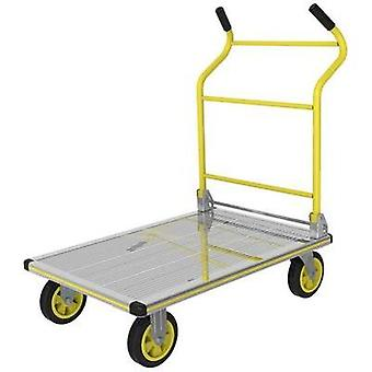 Flatbed trolley foldable Aluminium Load capacity (max.): 300 kg Stanley SWXTI-PC512