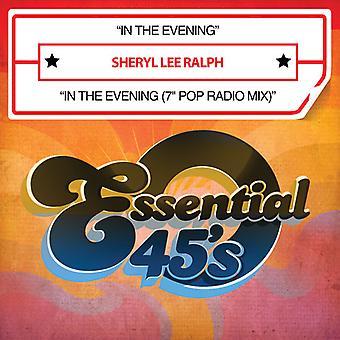 Sheryl Lee Ralph - import w USA wieczorem