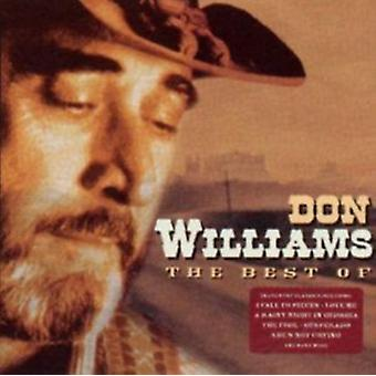 The Best Of by Don Williams