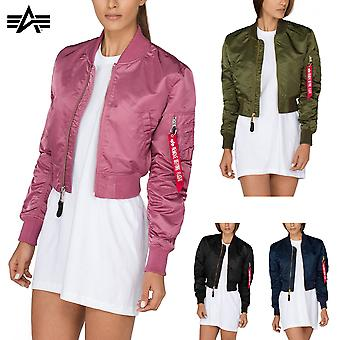 Alpha industries ladies jacket MA-1 PM cropped Wmn