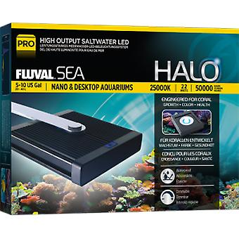 Fluval Led Halo Fluval Marine & Reef Pro Led 22W (Fish , Lighting , LED)