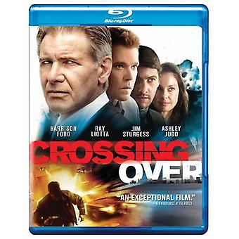 Crossing Over [BLU-RAY] USA importerer