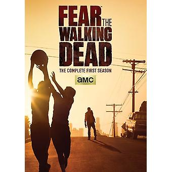 The Walking Dead vrezen: seizoen 1 [DVD] USA import