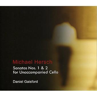 Daniel Gaisford - Sonatas Nos. 1 & 2 for [CD] USA import