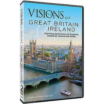 Visions: Great Britain & Ireland [DVD] USA import