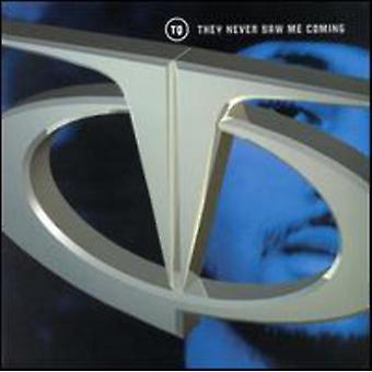 Tq - They Never Saw Me Comin' [CD] USA import
