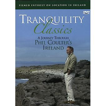 Phil Coulter - Tranquility Class [DVD] USA import