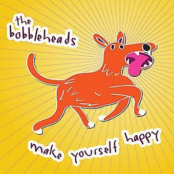 Bobbleheads - machen Sie sich glücklich [CD] USA import