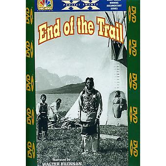 End of the Trail [DVD] USA import