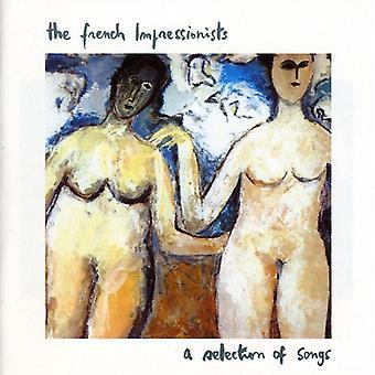 Franske impressionister - udvalg af sange [CD] USA import