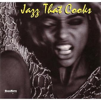 Jazz, der kokke - Jazz at kokke [CD] USA importerer