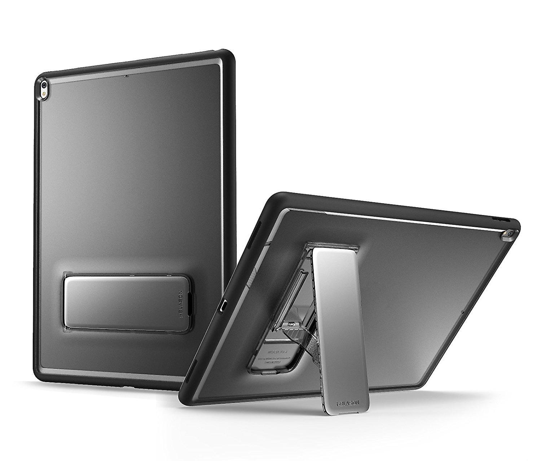 Galaxy Tab S3 9.7 Case, i-Blason, Halo Series Kickstand Clear Premium Slim Hybrid Protective Case