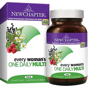 New Chapter Every Woman's One Daily Tablets 96 Ct