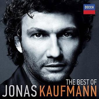 Jonas Kaufmann - The Best of Jonas Kaufmann [CD] USA import
