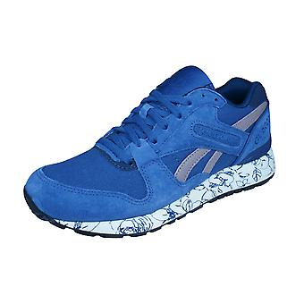Reebok Classic GL 6000 Wrap Womens Trainers / Shoes - Blue