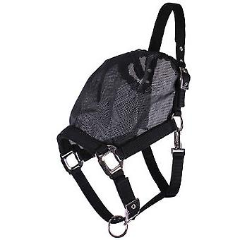 QHP Halter-Fly Mask Combi (Horses , Horse riding equipment , Head stall , Halters)