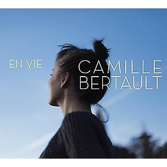 Camille Bertault - da Vie [CD] USA import