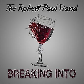 Robert Paweł Band - import USA łamanie w [CD]