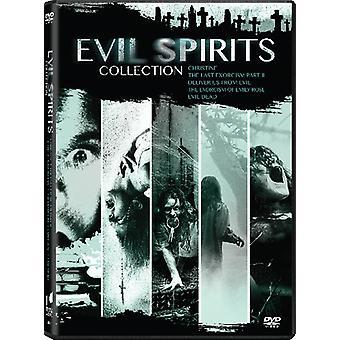 Christine / Deliver Us From Evil / Evil Dead [DVD] USA import