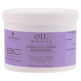 Schwarzkopf Professional Bc Bonacure Oil Miracle Barbary Fig & Keratin Mask