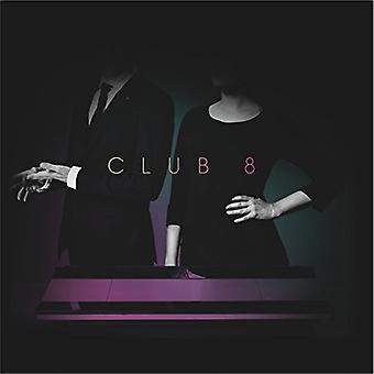 Club 8 - fornøjelse [CD] USA importerer