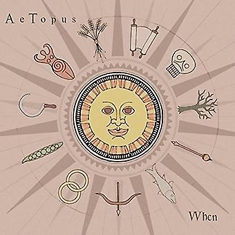 Aetopus - When [CD] USA import