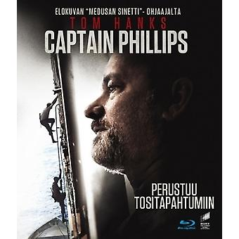 Kaptajn Phillips (Blu-ray)