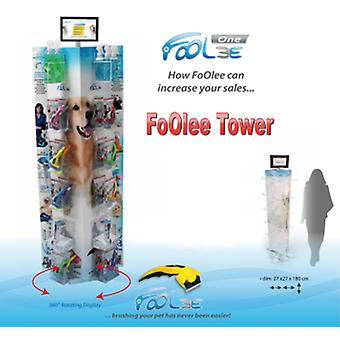 Foolee One Expositor 28 Uds (Dogs , Grooming & Wellbeing , Brushes & Combs)