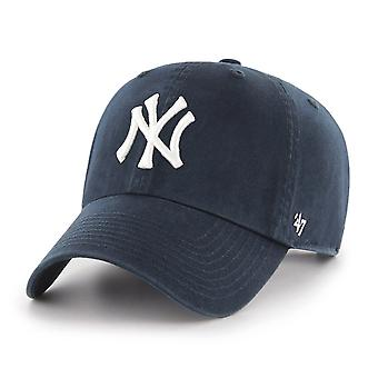 47 fire relaxed fit Cap - MLB New York Yankees navy
