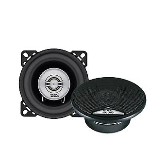 Mac audio edition 102, 160 watt Max, nya varor passar Mercedes-Benz & Volvo
