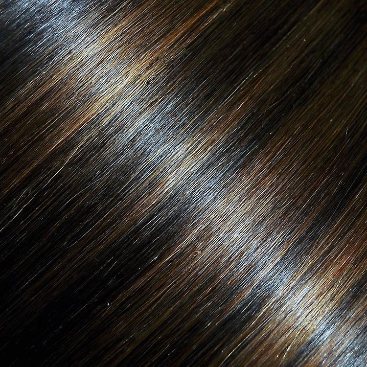#2/6 dunkel braun, brünett Balayage, Luxus, vollen Kopf, echte Clip in Hair Extensions - 100 % Remy, dreifach Schuß, dicken Menschenhaar