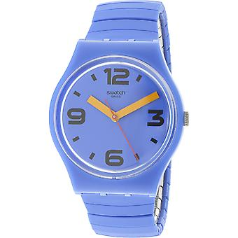 Staal Pepeblu Silicone Unisex horloge GN251A