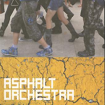 Asfalt orkester - asfalt orkester [CD] USA importerer