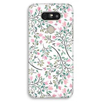 LG G5 Full Print Case - Dainty flowers