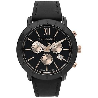 Trussardi watches mens watch Nestor chronograph R2471607001