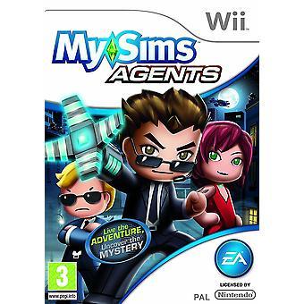 MySims agenter Nintendo Wii spil
