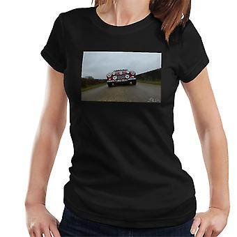 Austin Healey Classic Roadster Women's T-Shirt