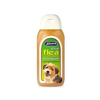 (2 Pack) Johnson's  dog Cleansing Shampoo 200ml