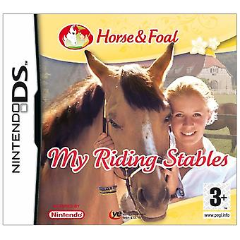 My Riding Stables (Nintendo DS)
