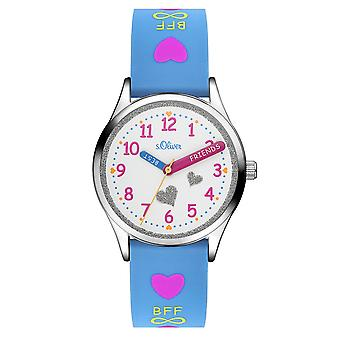 s.Oliver watch kids watch kids girl SO-3502-PQ
