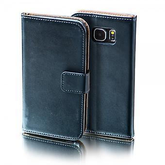 Tasca portafoglio premium nero-da Rainbow WIKO marmellata