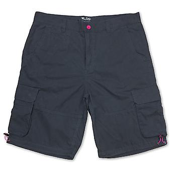 LRG Illuminated Cargo Short Dark Charcoal