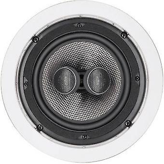 Magnat Interior IC 62 Flush mount haut-parleur 140 W blanc 1 PC (s)