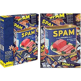 Spam-Jigsaw Puzzle 1000 Teile