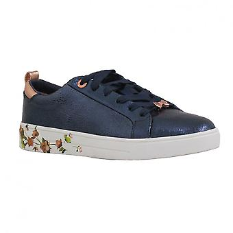 Ted Baker Womens Trainer Luoci Navy